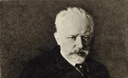 Piotr Ilitch Tchaïkovsky - source : gallica.bnf.fr / BnF