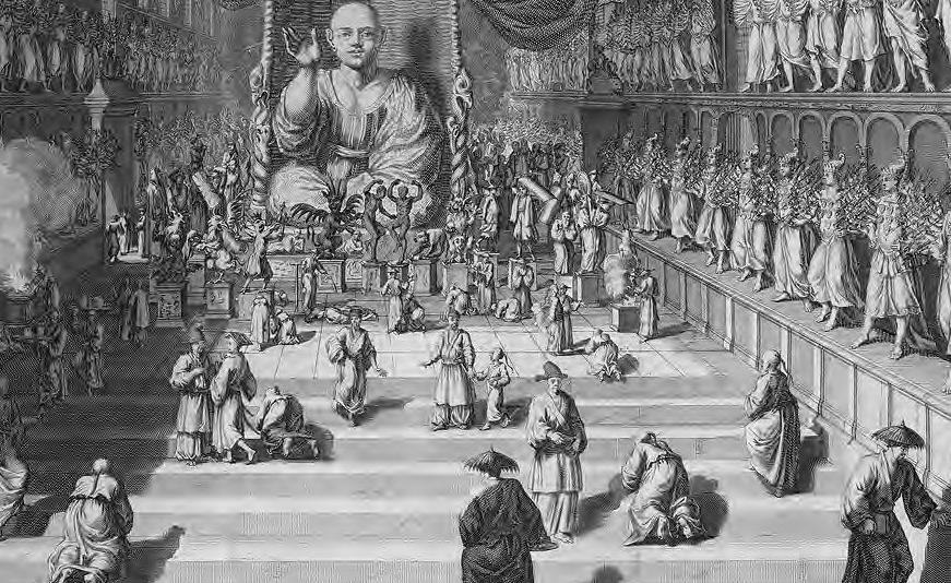 Bernard Picard, Bernard, Illustrations de Cérémonies et coutumes religieuses de tous les peuples du monde..., 1723