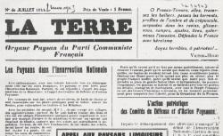 """Accéder à la page """"Terre (La) [Limoges]"""""""