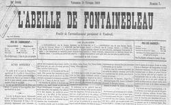 publication disponible de 1869 à 1944