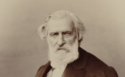 Ambroise Thomas, photographie Benque - source : gallica.bnf.fr / BnF