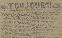 """Accéder à la page """"Toujours ! (Drôme, Ardèche)"""""""