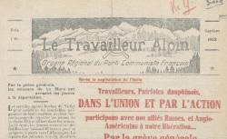 """Accéder à la page """"Travailleur alpin (Le) (Grenoble)"""""""