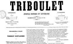 """Accéder à la page """"Triboulet"""""""