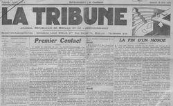 """Accéder à la page """"Tribune de Morlaix (La)"""""""