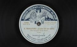 """Il Trovatore : """"Il balen del suo sorriso"""" (The Tempest of the Heart) ; Verdi, comp. ; Riccardo Stracciari, BAR ; acc. orch. - source : gallica.bnf.fr / BnF"""