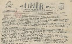 """Accéder à la page """"Unir (Tarentaise)"""""""