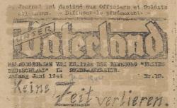 """Accéder à la page """"Unser Vaterland ("""