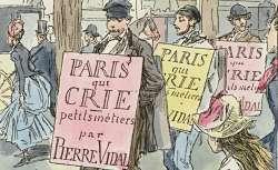 Paris qui crie : frontispice