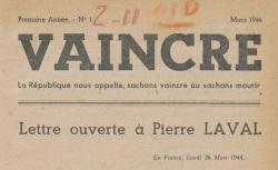 """Accéder à la page """"Vaincre (Languedoc)"""""""