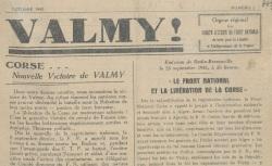 """Accéder à la page """"Valmy ! (Limoges)"""""""