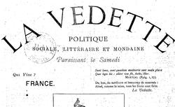 """Accéder à la page """"Vedette (La)"""""""