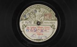 La Vedova Allegra. In una roccia una Vilja vivea : canzone della Vilja ; Franz Lehár, comp. ; Emma Vecla, S ; acc. choeur et orch. - source : gallica.bnf.fr / BnF