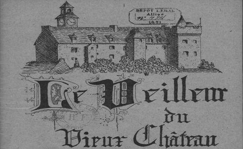"""Accéder à la page """"Veilleur du vieux château (Le)"""""""