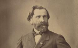 Giuseppe Verdi, par Nadar