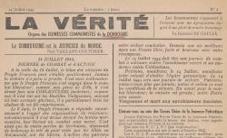 """Accéder à la page """"Vérité (La) (Dordogne)"""""""