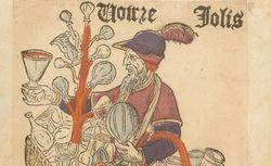 """Accéder à la page """"[Cris de Paris] : [estampe]      1500-1550 """""""