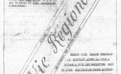 """Accéder à la page """"Vie régionale (La) (Bouches-du-Rhône)"""""""
