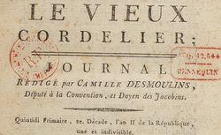 M�moires et archives de la R�volution fran�aise
