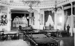 Casino, la salle de jeux (vue du) Médiathèque Jean Renoir - Fonds ancien (ville de Dieppe)