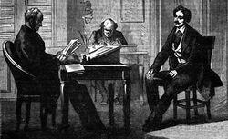 Le Drame de la rue de la Paix, drame en 5 actes, par Adolphe Belot. (Paris, Odéon, 5 novembre 1868.) ed de 1869
