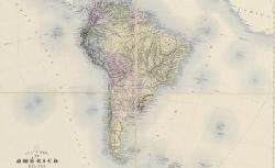 """Accéder à la page """"Amérique du Sud"""""""