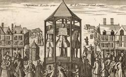 Jugement rendu par M.r le lieutenant civil contre Claude Boyard, M.d mercier à Paris et Jacques Nicolas Sanson, M.d drapier à St Germain en Laye