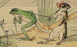 """Accéder à la page """"Fables de La Fontaine, ill. Auguste Vimard, 1897"""""""
