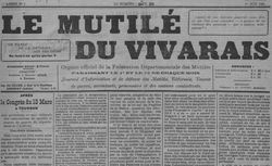 """Accéder à la page """"Mutilé du Vivarais (Le)"""""""