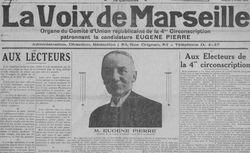 """Accéder à la page """"Voix de Marseille (La)"""""""