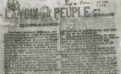 """Accéder à la page """"Voix du peuple (La) (Allier, Cher)"""""""