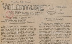 """Accéder à la page """"Volontaire (Corrèze et Lot)"""""""