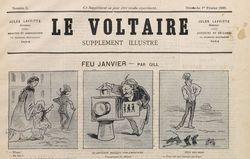 """Accéder à la page """"Voltaire (Le)"""""""
