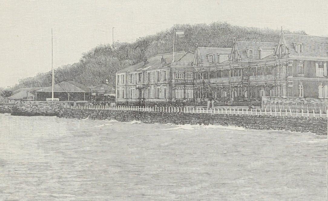 Eggermont, Isidore. Voyage autour du globe, 1892-1900. FOL-G-123 (2). p. 21.