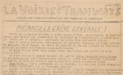 """Accéder à la page """"Voix des tramways (La) (Marseille)"""""""