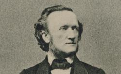 Richard Wagner-Ende der sechziger Jahre, photographie de Krämer, 1933 - source : gallica.bnf.fr / BnF