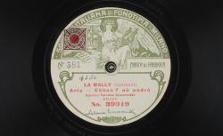 """La Wally. Aria : """"Ebben ? nè andro"""" ; Catalani, comp. ; Salomea Krusceniski, S ; acc. de piano - source : gallica.bnf.fr / BnF"""
