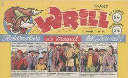 """Accéder à la page """"Wrill. Hebdomadaire des jeunes"""""""