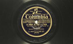 """Accéder à la page """"La Garde de nuit de l'Yser - Damia, 1937"""""""
