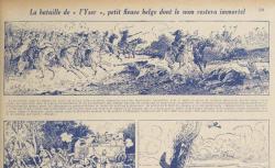 """Accéder à la page """"La bataille de l'Yser, la guerre en images..."""""""