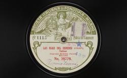 [Zarzuela] Las hijas del zebedeo. Valse en espagnol / Chapi, comp. ; Regina Pacini, S ; acc. de piano - source : gallica.bnf.fr / BnF