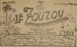 """Accéder à la page """"Journaux des régiments de zouaves"""""""