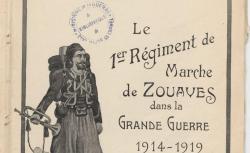 """Accéder à la page """"1er régiment de marche de zouaves dans la grande guerre 1914-1919"""""""
