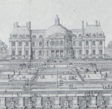 Coloriage Chateau Vaux Le Vicomte.Vaux Le Vicomte Gallica Vous Conseille