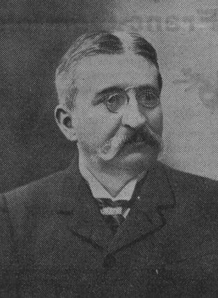 Stephen Pichon, sénateur du Jura, ministre des Affaires étrangères. Image publiée à Paris le 20 août 1910 dans le journal : La Franche-Comté à Paris