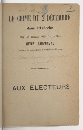 Bibliographie des dialectes dauphinois : Documents inédits. Tome 3 / par l'abbé L. Moutier,...