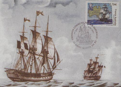 C est pourtant l expédition Baudin qui permet d établir définitivement que  la Nouvelle-Hollande est bien une île-continent. 56567de63e0