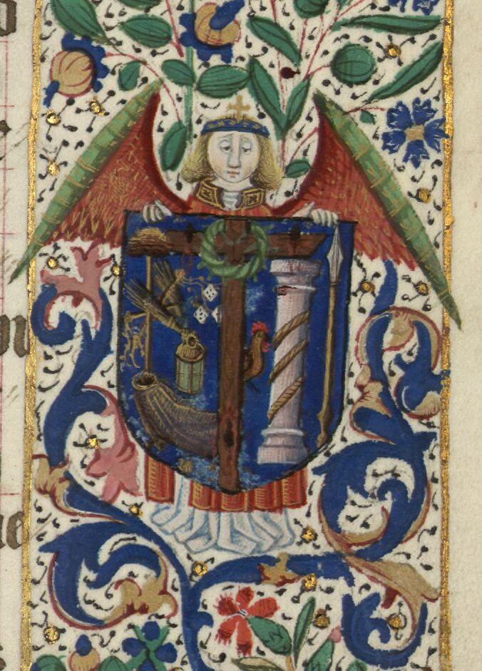 Missale secundum usum Rothomagensem studiose compositum, cum calendario.