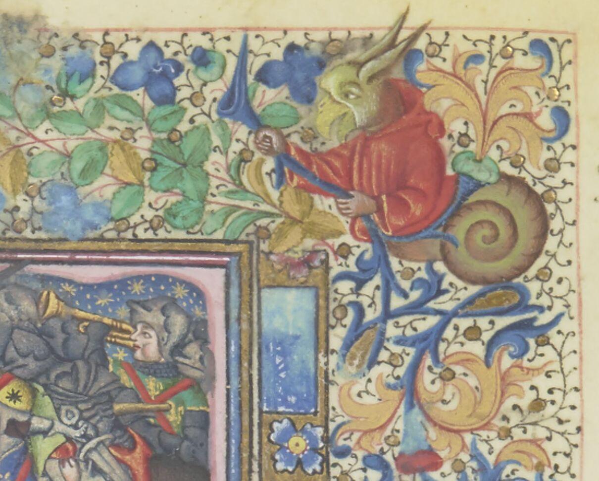 Snail hybrid