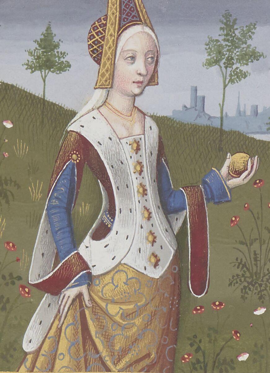Boccaccio's Venus